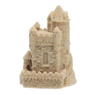 """Mr. Sandman Sand Castle Figurine 011 - 3.25"""" Tall"""