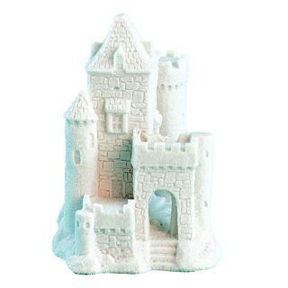 """Mr. Sandman Sand Castle Figurine 012 - 3.5"""" Tall"""