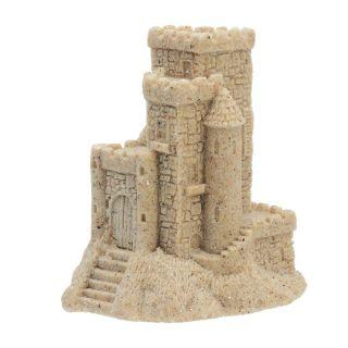 """Mr. Sandman Sand Castle Figurine 013 - 3"""" Tall"""