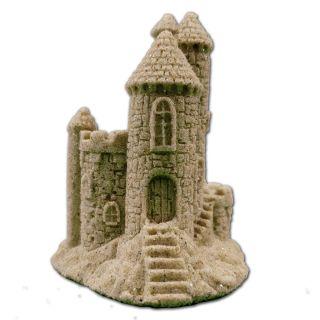 """Mr. Sandman Sand Castle Figurine 016 - 3.38"""" Tall"""