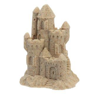 """Mr. Sandman Sand Castle Figurine 017 - 3.38"""" Tall"""