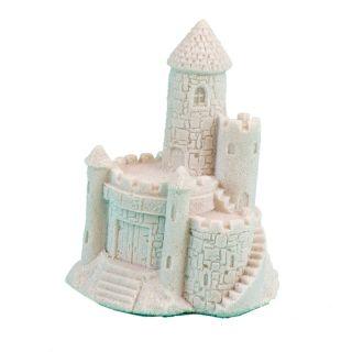 """Mr. Sandman Sand Castle Figurine 014 - 3"""" Tall"""